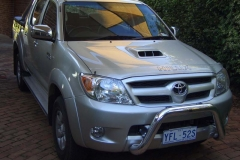 hilux airconditioning repairs canberra ACT