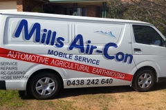 automotive airc onditioning repairs Canberra ACT