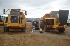 earthmoving air conditioning repairs canberra ACT