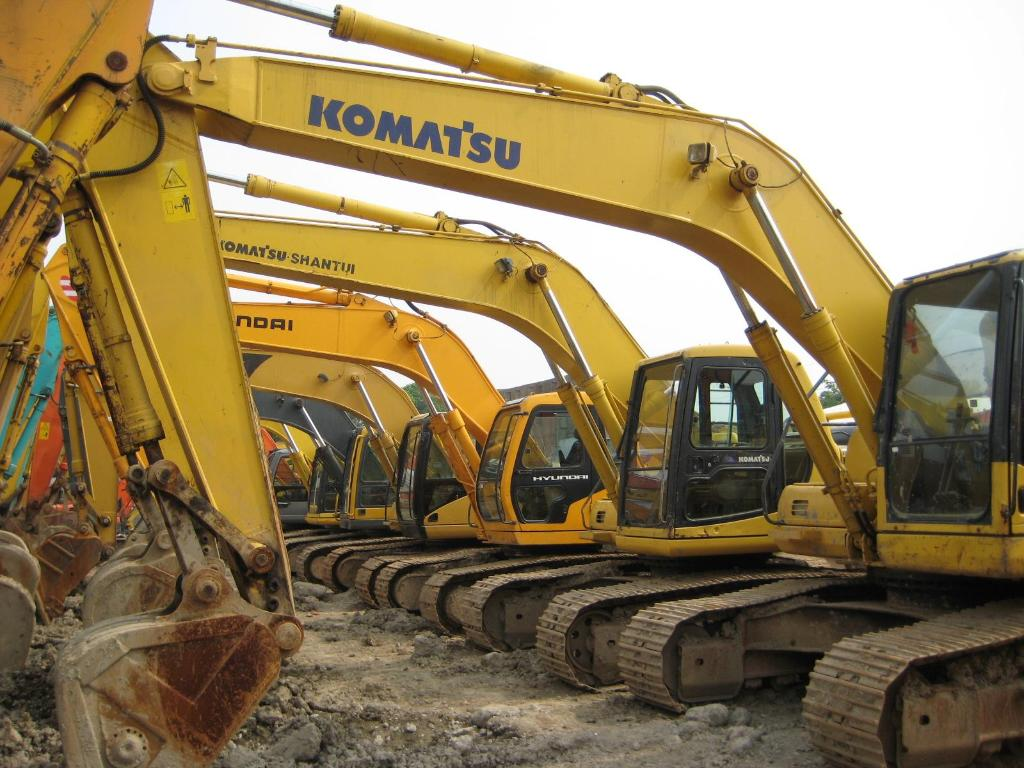 Air Conditioning for Earthmoving & Heavy Machinery